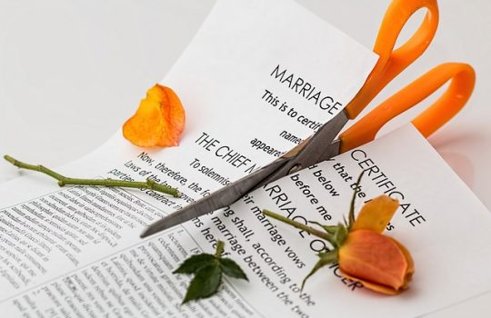 SEPARATION ET DIVORCE